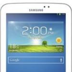 Samsung galaxy Tab 3 white 7.0