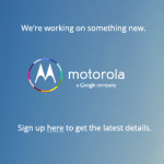 Motorola UK coming soon