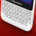 blackberry q5 _white