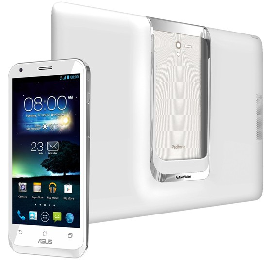 Asus Padfone 2 32gb + Station White